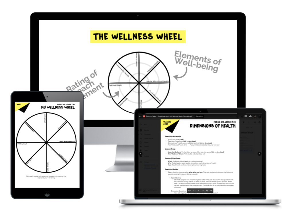 PSW - Free Lesson Plans Image